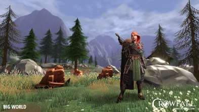 Crowfall BigWorld Ranger