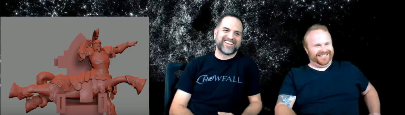 CROWFALL Q&A LIVE: POWER TRAYS AND PROJECTILES