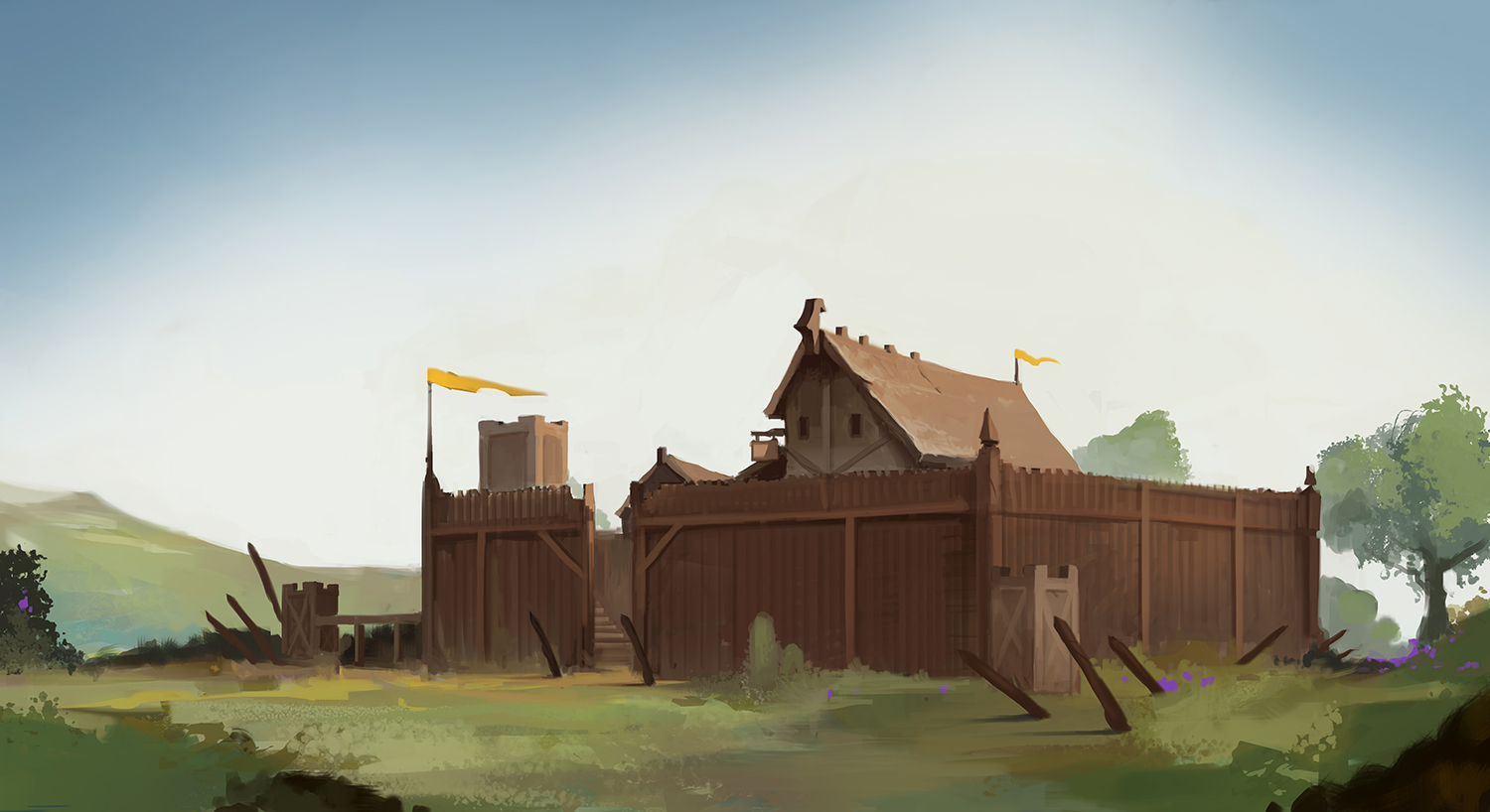 Fort Small Concept