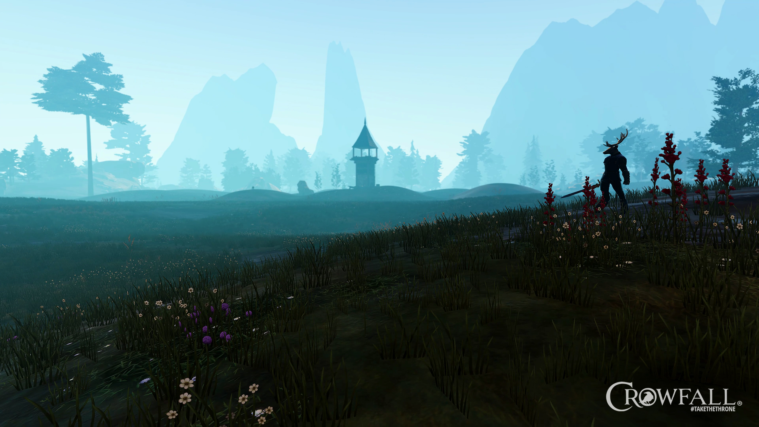 Crowfall ElkenSolitude 2560x1440