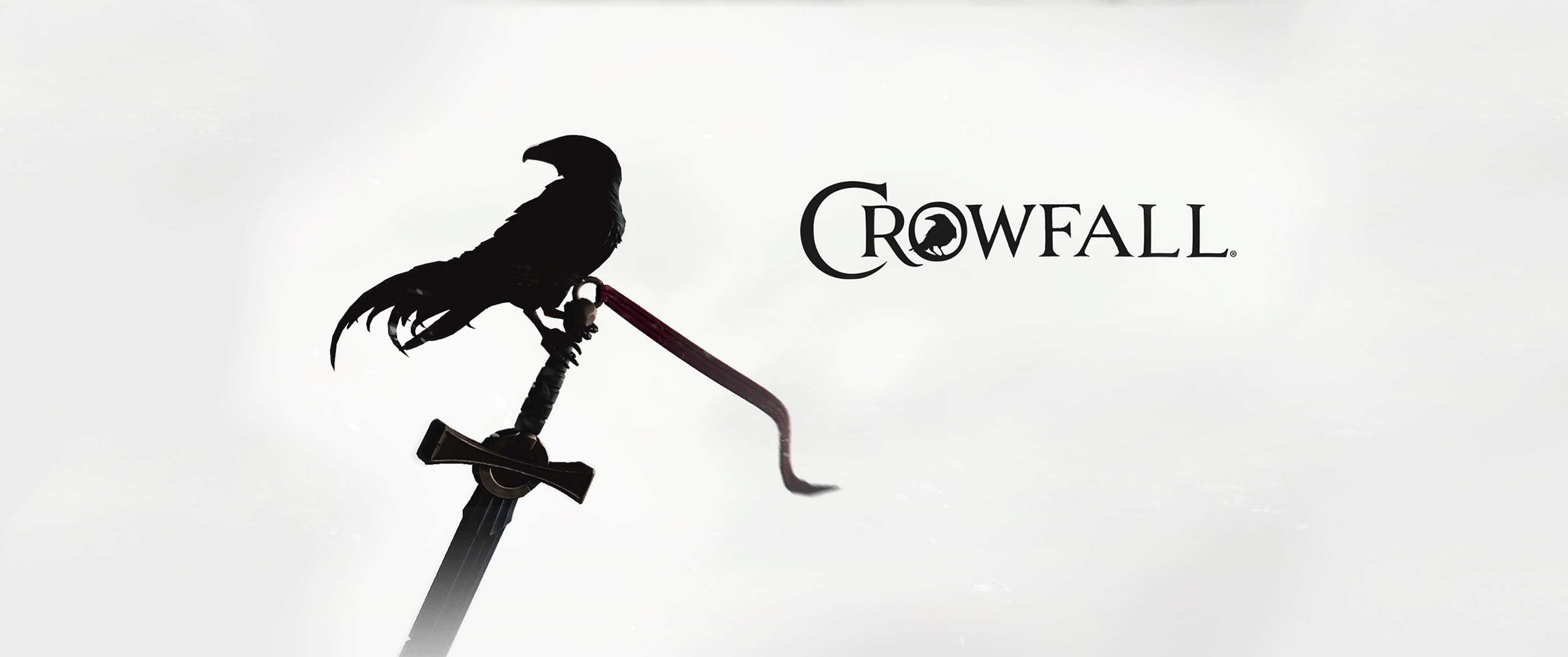 CrowLogin Wallpaper 3440x1440
