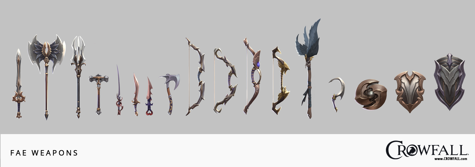 weapons fae