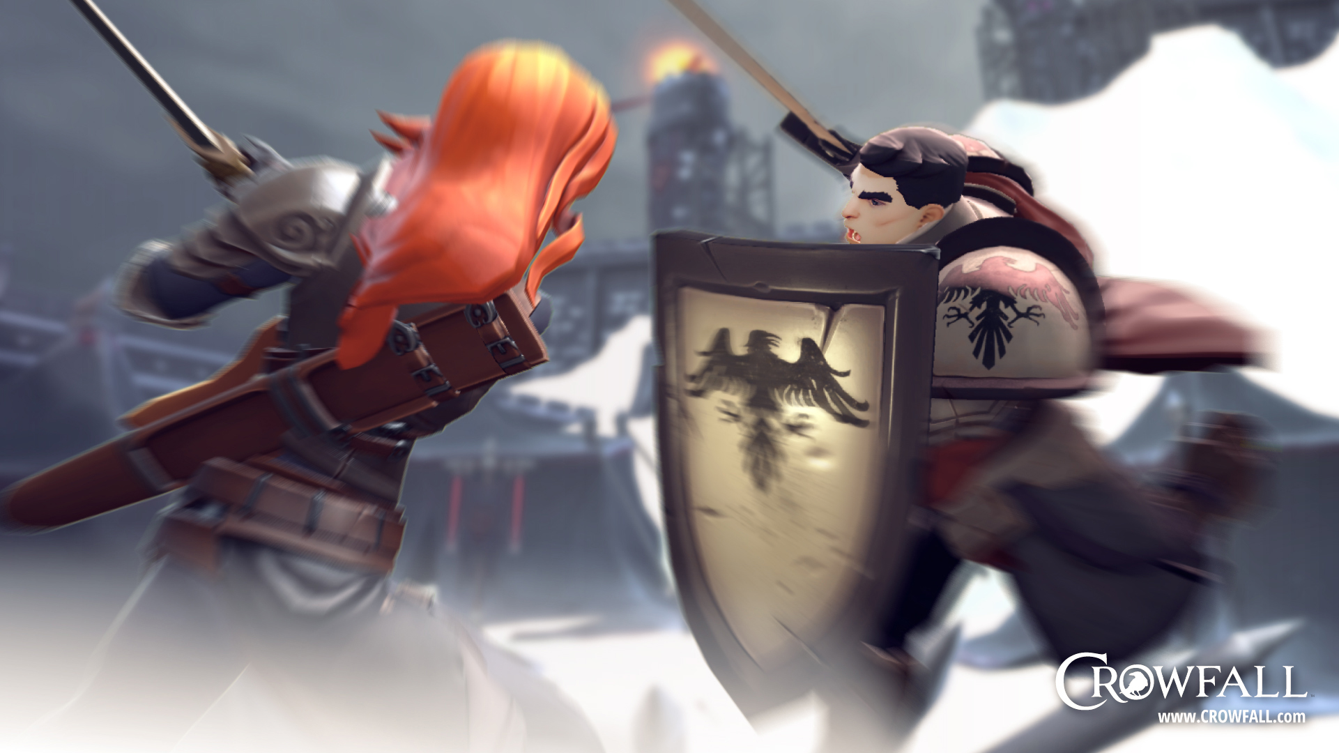 Crowfall Duel wallpaper