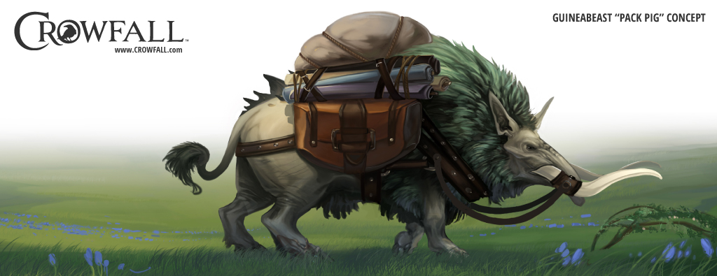 Pack Pig Concept