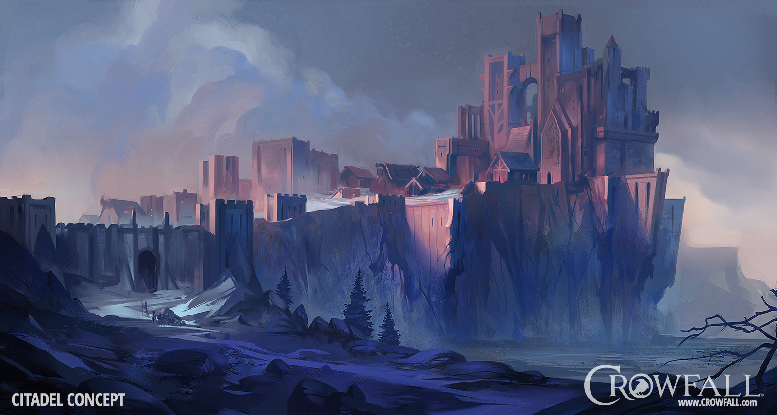 Crowfall Citadel Final