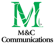 M&C Communications logo