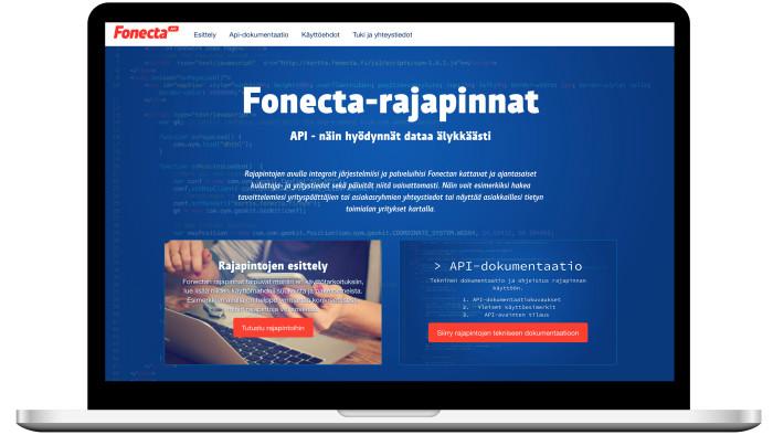 Rajapinta- ja integraatioratkaisut | Fonecta Yrityksille