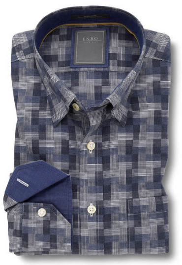 enro darwin non iron dress shirt