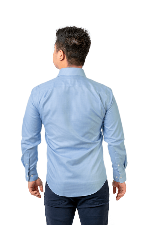 example fit for Enro shirts
