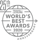 Awards: 2020 Travel Leisure - World's Best Awards