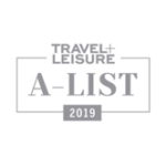 Awards: 2019 Travel Leisure - A- List