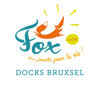 Logo Fox & Cie - Docks Bruxsel