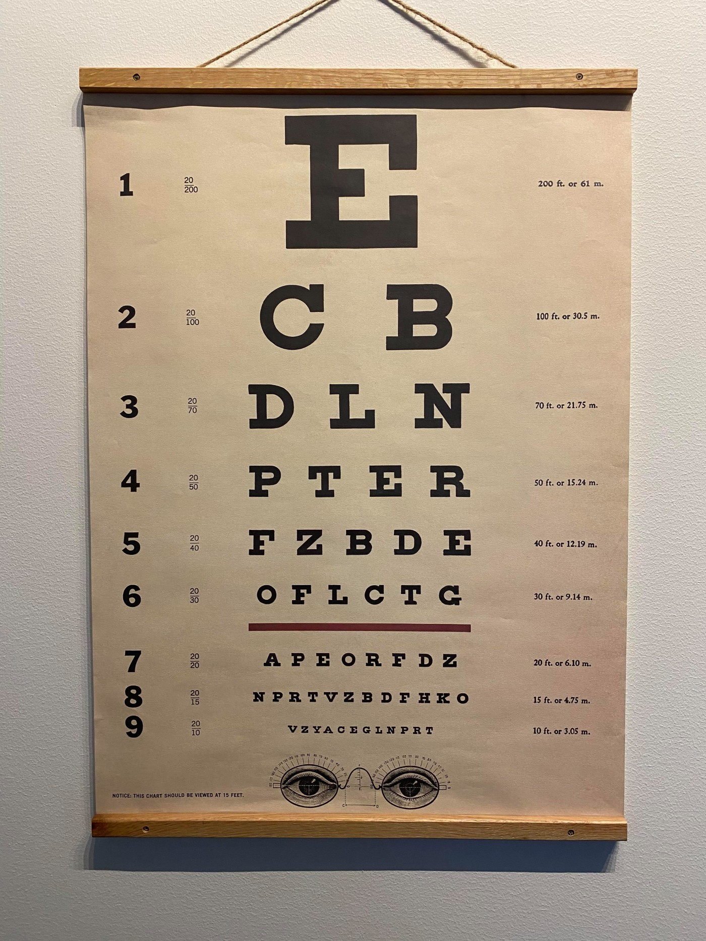 Poster of Alphabetic letters