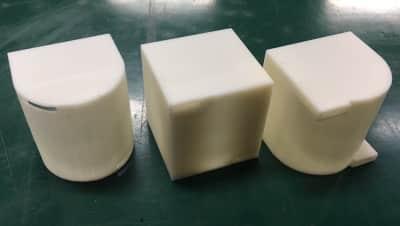 3Dプリンタで制作した様々なケース