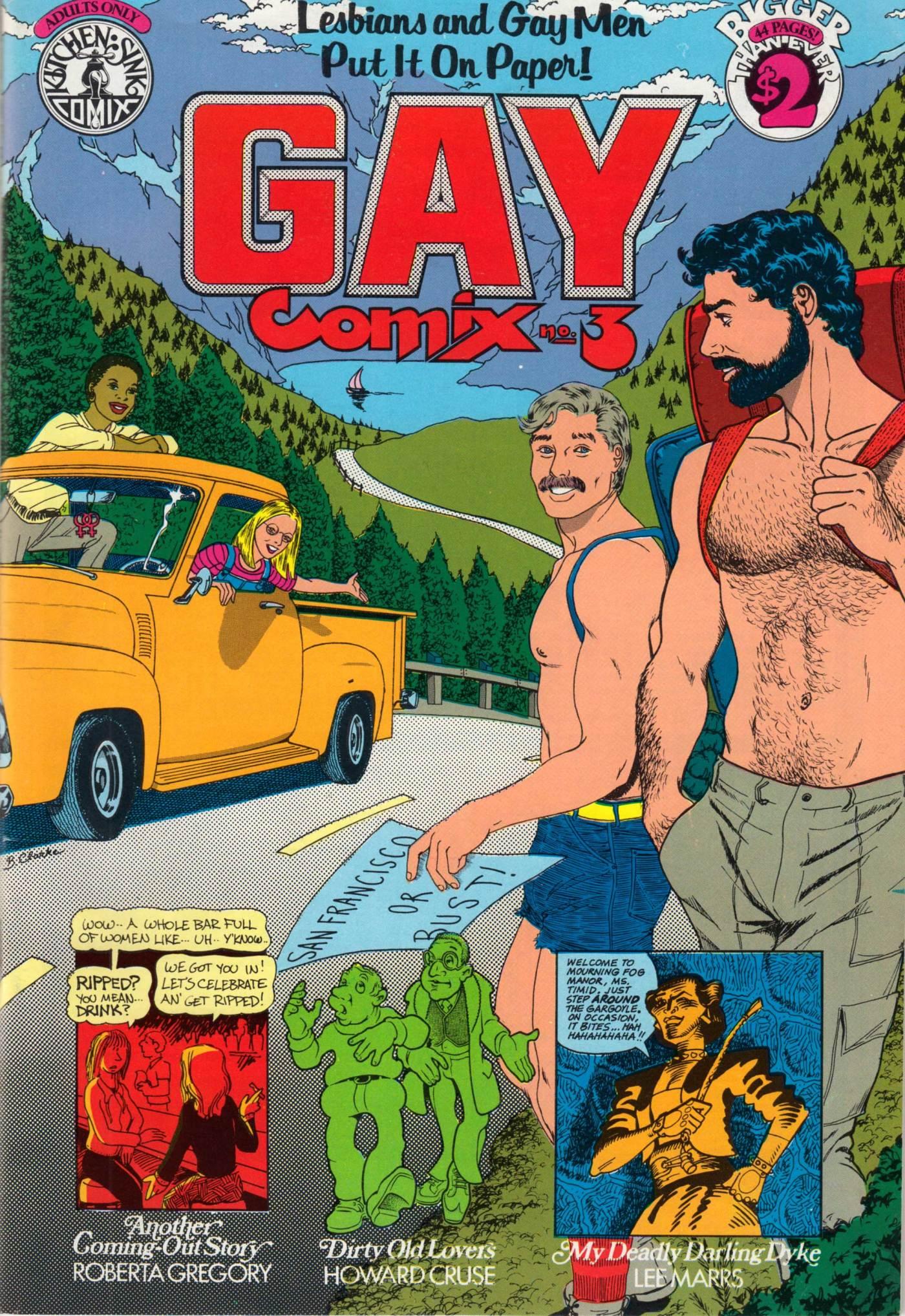 Gay men successful Top 10