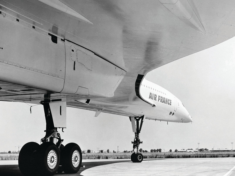 How one man's obsession became a beautiful new book about Concorde