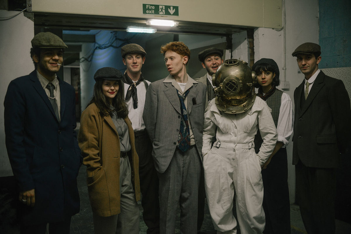 King Krule and friends