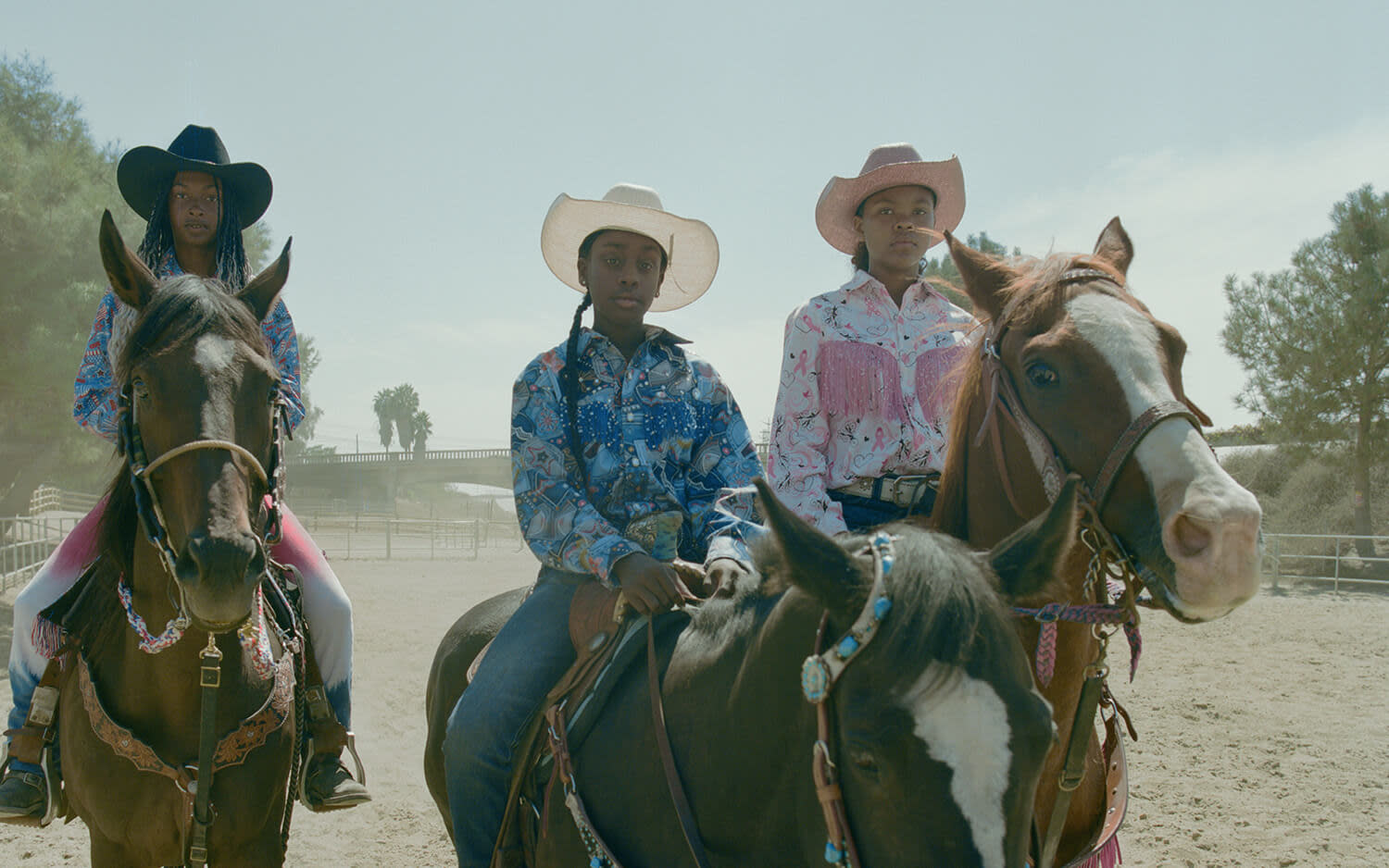 Nadine Ijewere I want to break down the stereotypes of what a cowgirl can be