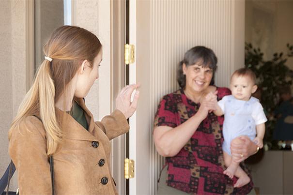 Ansiedad por separación: cómo preparar tu bebé