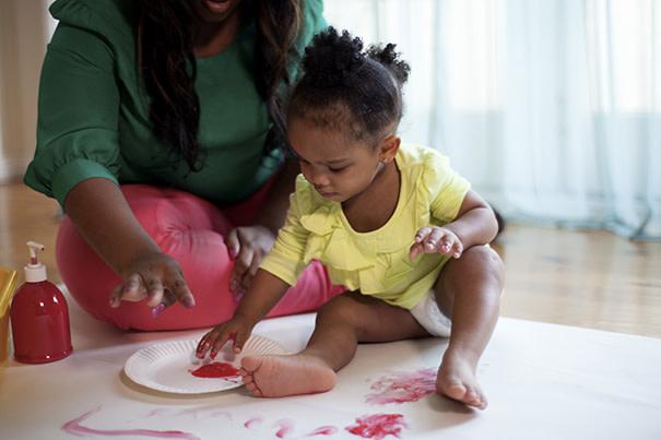Manualidades para bebés: ideas y consejos