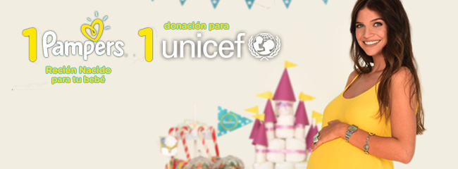 Pampers UNICEF