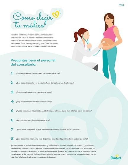 Cómo elegir el profesional médico