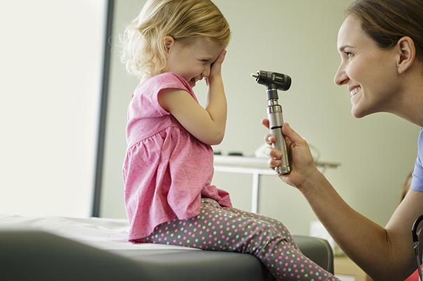 Visita pediátrica: control de los 3 años