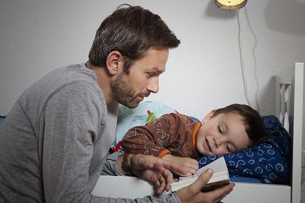 Desarrollo saludable de tu hijo:Hora de dormir
