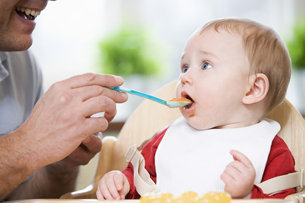 Alimentación del bebé: Cómo hacerlo bien