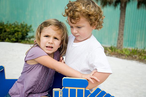 Consejos para que tu bebé pueda aprender a compartir