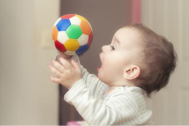 Desarrollo motor del niño con algunos juegos