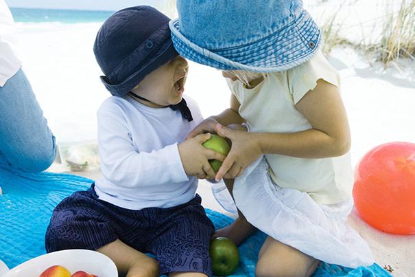 Por qué pegan algunos niños: Agresividad en niños