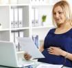 Trabajar embarazada: llevar un embarazo saludable