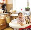 Seguridad en la cocina para los niños
