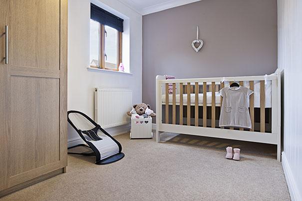 ¿Cómo decorar el cuarto del bebé fácilmente?