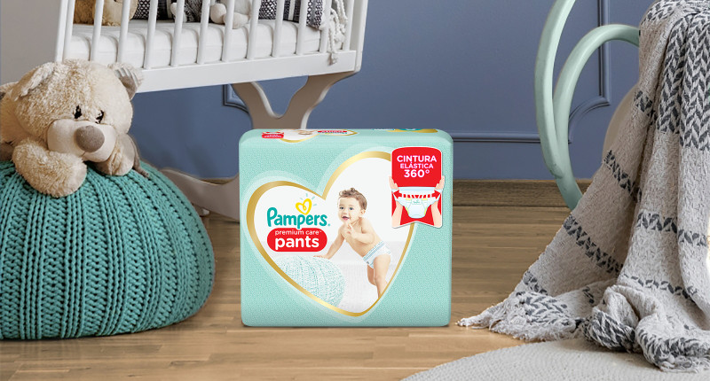 Pampers® Premium Care Pants