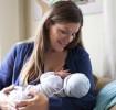 Amamantar al bebé