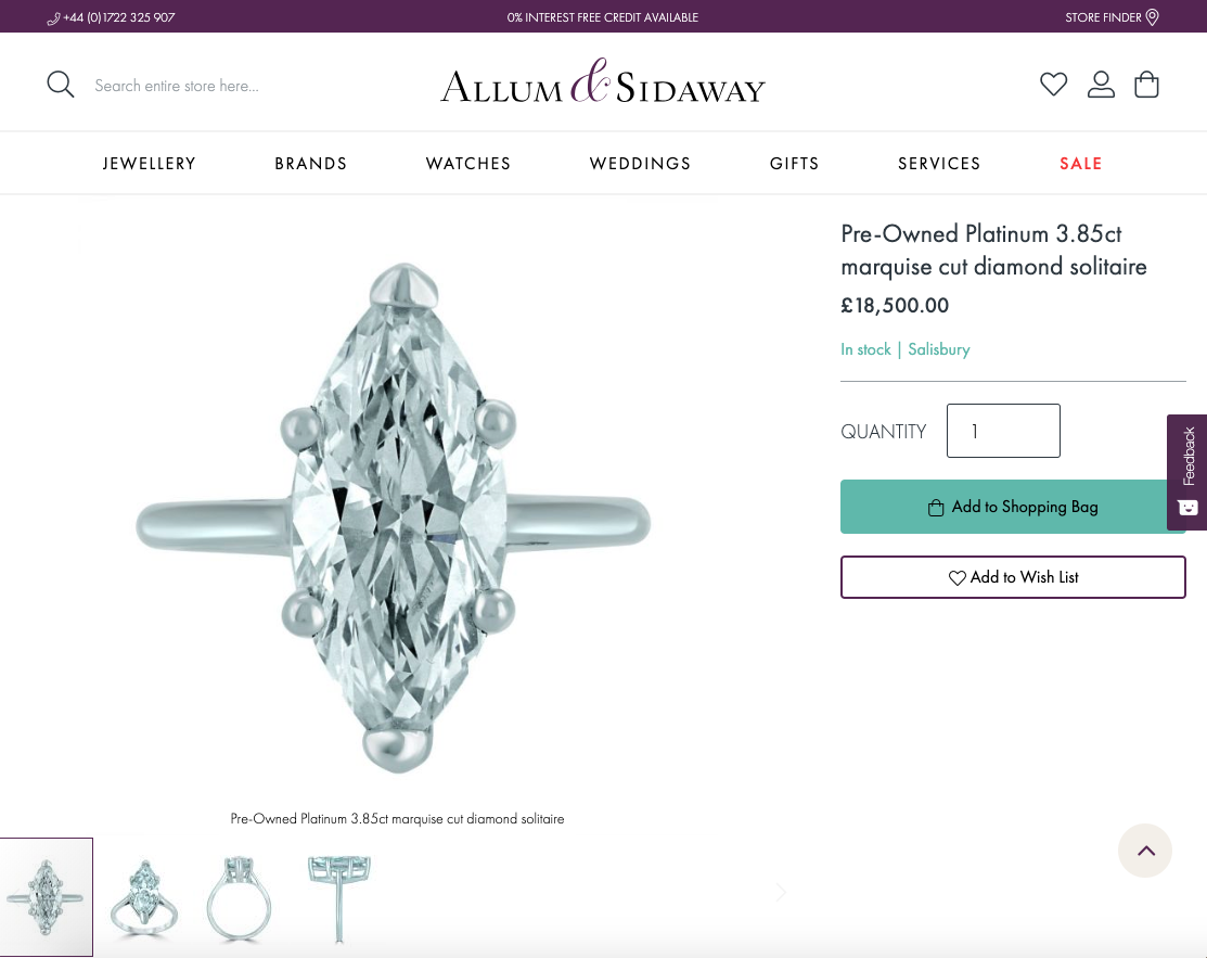 The Future of Online Luxury Retail in the UK