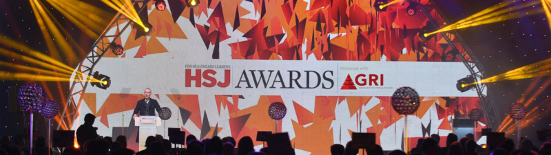 Patchwork win big at the HSJ Partnership Awards.