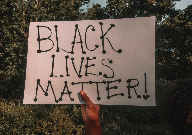 Dear white people, black people need you.