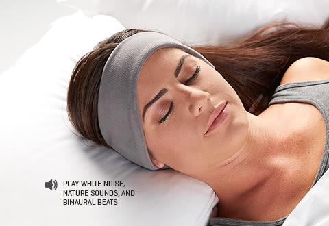Wireless Sound Soother Headband