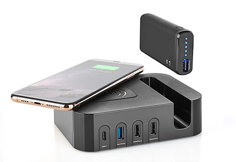 Ultimate Charging Station