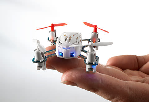 Mosquito Drone with LED Lights