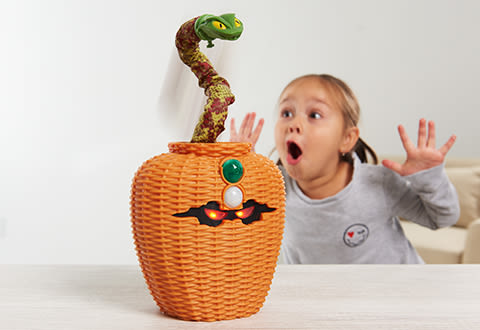 Treasure of the Snake