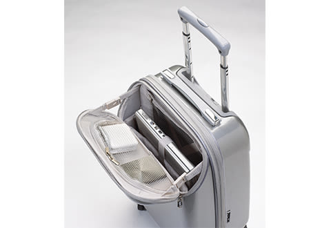Multi-Access 360 degree Carry-On Luggage