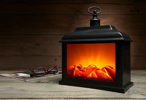 Tabletop Flameless Fireplace