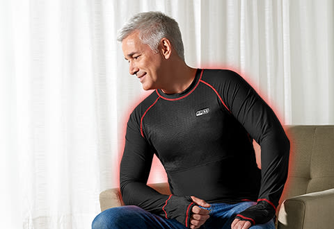 Heated Shirt Base Layer