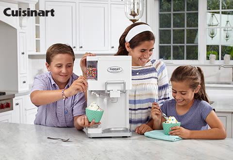 Cuisinart® Soft Serve Ice Cream Maker