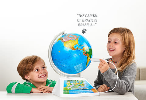 Virtual Discovery Globe