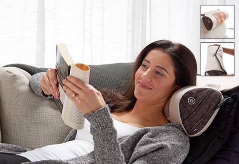 Roll-Up Massage Cushion